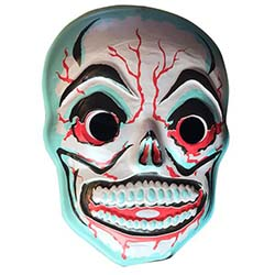 Cold Death Plastic Mask