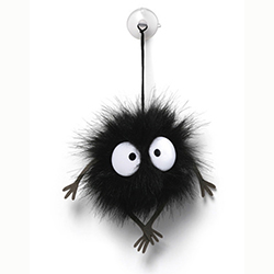 Soot Sprite Window Cling