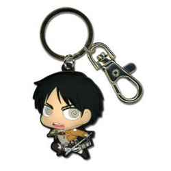Attack on Titan Keychain - Eren