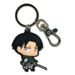 Attack on Titan Keychain - Levi