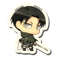 Attack on Titan Sticker - Levi
