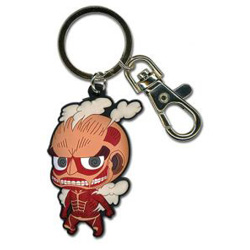 Attack on Titan Keychain - Titan