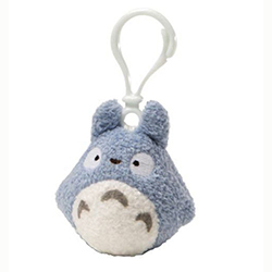 Totoro Backpack Clip - Blue