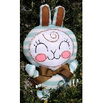 Anna Chambers Bunny Plush - Baby Blueberry