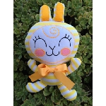 Anna Chambers Bunny Plush - Lemon Drop