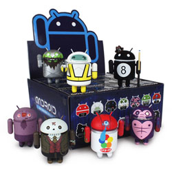Android Series 3 - Individual Box