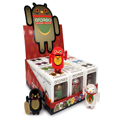 Android Lucky Cat Series - Individual Box