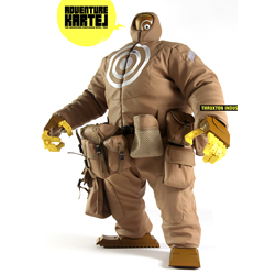 Adventure Kartel Ankou-EX - Thruxton Industrial Army Hire