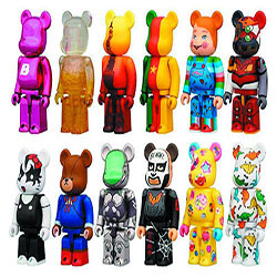 Bearbricks Series 25 - Individual Box