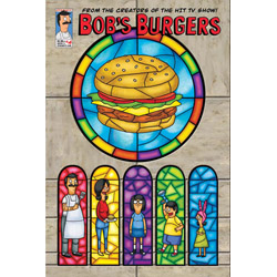 Bob's Burgers #4 comic issue