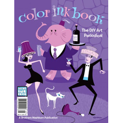 Color Ink Book Volume Twenty One