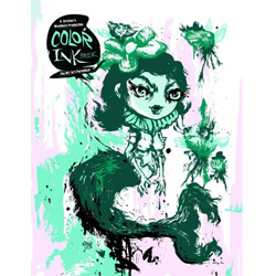 Color Ink Book Volume 22