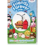 Friends Forever Series 1 - Ketchup and Cheeseburger Cell Phone Charm