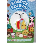 Friends Forever Series 1 - Hotdog and Mustard Cell Phone Charm