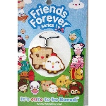 Friends Forever Series 1 - Waffle and Chicken Cell Phone Charm