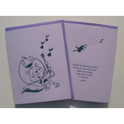 Anna Chambers Greeting Card