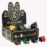 8 Deadly Sins Labbit Mini Series  - Individual Box