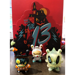The 13 Dunny Series - Individual Blind Box
