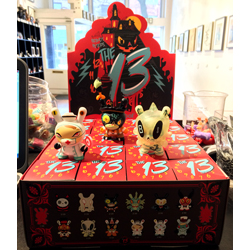 The 13 Dunny Series - Case of 20