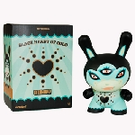 Black Heart Of Gold Dunny - Blue Edition