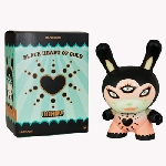 Black Heart Of Gold Dunny - Pink Edition
