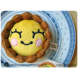 Little Miss Eggtart - Happy