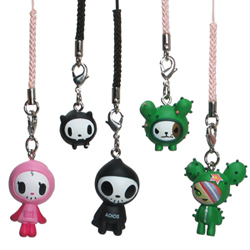 Frenzies Zipper Pulls/Charms