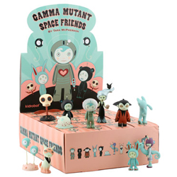 Gamma Mutant Space Friends - Individual Box