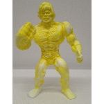 Eternia's Rejects: He Man Simulation Yellow Rub