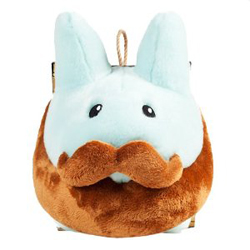 Relatively Hip Bearded Happy Labbit - Blue