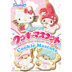 Re-Ment Sanrio Cookie Mascot - Individual Box