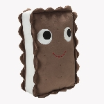 Yummy Ice Cream Sandwich