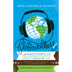 The Floorwalkers, End of the World Party