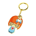 Momiji- Enamel key chain: Eve