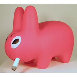Smorkin' Labbit Red