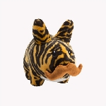 Plush Labbit - Tiger 'Stache 7-Inch