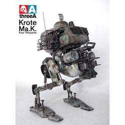 Ashley Wood x Kow Yokoyama Ma.K. Krote