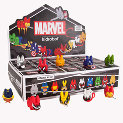 Marvel Labbit Series 2 - Individual Box