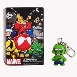 Marvel Munny Zipper Pulls Series 2 - Individual Box