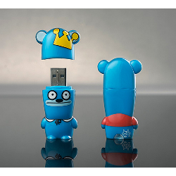 Mimobot David Horvath Bossy Bear Flash Drive 4GB