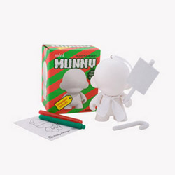 Mini Munny Ornament
