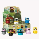 Misko Owl Mini Series - Individual Box