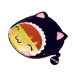 Momiji Kitty Coin Purse