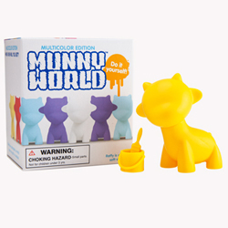 Micro Munnyworld Raffy - Multicolor Edition