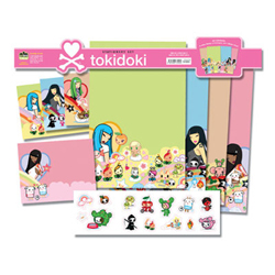 Stationery Set Tokidoki
