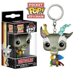 Pocket Pop! Keychain My Little Pony Discord