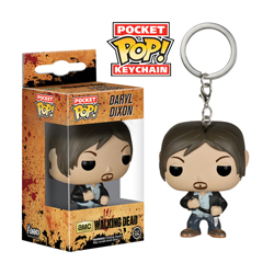 Pocket Pop! keychain - The Walking Dead Daryl Dixon