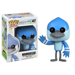 POP Regular Show Mordecai