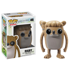 POP Regular Show Rigby