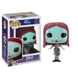 POP Nightmare Before Christmas Nightshade Sally